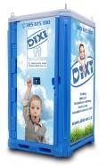 Mobilní WC DIXI KID